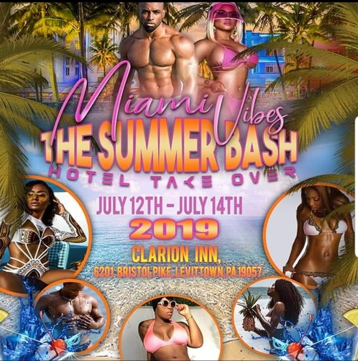 Miami Vibe - The Summer Bash