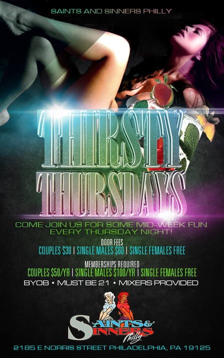 S&S Philly's Thirsty Thursday!